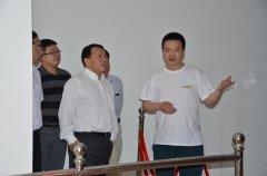 王春燕副市长莅临我校参观指导