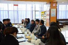 刘元明班学员座谈会——您的赞许,温暖了东方