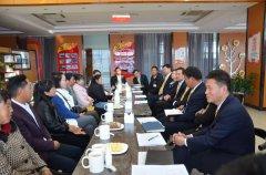 云南东方时尚召开2020年第一次学员座谈会